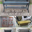 Wirf nicht Weg Ihre alten Möbel - 29 Upcycled Möbel-Projekte, die Sie lieben werden!