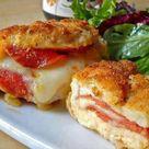Mozzarella Stuffed Chicken