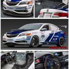 2013 Acura ILX Endurance Racer - HD Pictures,Specs,information and videos - Dailyrevs