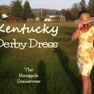 Kentucky Derby Dress