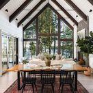 A dreamy cottage nestled on beautiful Lake Muskoka, Canada