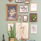 11+ Picture Framing Ideas For Your Gallery Wall • One Brick At A Time