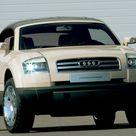 Audi Steppenwolf Concept, 2000