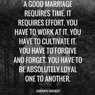 Good Marriage