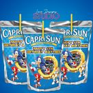 Sonic Capri Sun, Sonic Juice Pouch, Custom Drink Pouch, Birthday Favors, Birthday Decor, Sonic Birthday, Birthday Party, Custom Birthday