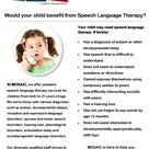 When does a child need speech therapy? by drldf