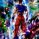 Dragon Ball Manga Comics Anime Arts, Custom Superhero Illustrations