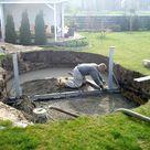 Aufbau von Stahlwand Pools in 9 Schritten