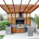 44+ moderne Outdoor-Küche Design-Ideen addneynews.info - Outdoor Ideas