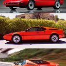 BMW M1 A Sports Car Ahead of its Time   Exotic Car List