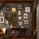 Rustic Gallery Wall