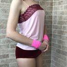 The Greatest Showman costume Zendaya Zac Efron Anne Wheeler costume Ring master cosplay Ringmaster Circus Pink top Cosplay Halloween costume