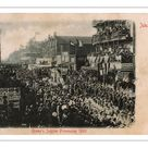 A1 Poster. Jubilee procession, Johannesburg, Transvaal, South