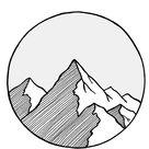 Mountains Sketch Sticker by smalltownnc