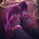 Velvet Shoes