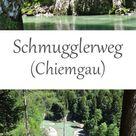 Schmugglerweg zum Klobenstein Wandern zwischen Kössen und Ettenhausen