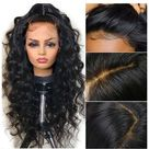 """Gray 24"""" Loose Curly Lace Front Wig"""