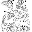 vlinder4 - TopKleurplaat.nl