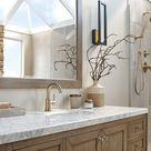 Single Handle High-Arc Bathroom Faucet 559HA-DST