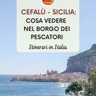 Cosa vedere a Cefalù in Sicilia