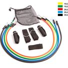 Portable Resistance Band for Fitness – Lightweight and Durable   Q11pcs Special