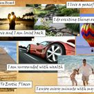 Vision Board Video Mind Movie Heavenly Happiness