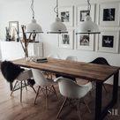 Wir bauen einen Tisch - wie aus unserer alten Eiche unser Esstisch wurde - STILWALK ♡