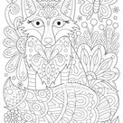 Think Happy Coloring Book by Thaneeya McArdle — Thaneeya.com