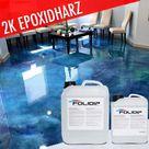 0,75-30 Kg Premium Epoxidharz Metallic Farben Laminierharz Gießharz Tisch Boden