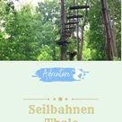 Kletterwald Erlebniswelt Thale