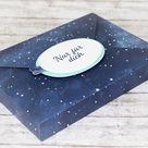 Geschenkverpackung   Envelope Punch Board