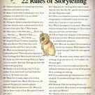 22 Regeln von Pixar zur erfolgreichen Story