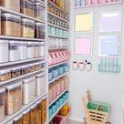 7 Genius Pantry Organization Ideas and Pantry Storage Ideas