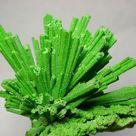 Excellent Deep Green Bayldonite