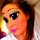 Anime Eye Makeup