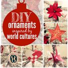 DIY Christmas Ornaments Inspired by World Cultures - Multicultural Kid Blogs