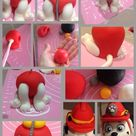 Paw Patrol Cake Toppers