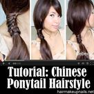 Long Hair Tutorials