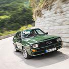 1984 Audi Sport Quattro.