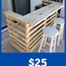 Bar DIY - DIY wood furniture