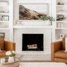 18+ Modern Farmhouse Living Room Design Ideas You'll Want To Replicate