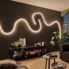 Moderne LED-Strip-System MaxLED Flow von Paulmann Weiß