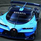 2015 Bugatti Vision Gran Turismo Concept    Front
