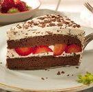 Rezept für Stracciatella-Torte