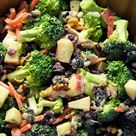 Broccoli and Apple Salad with Walnuts | Paleo Leap