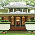 Frank Lloyd Wright Homes