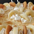 Easy Banana Pie