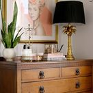How to Style a Bedroom Chest of Drawers - Swoon Worthy