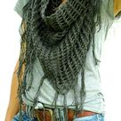 Knitting Patterns For Scarves