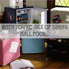 Dorm Room Food